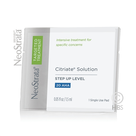 NeoStrata Citriate Treatment System 8pads