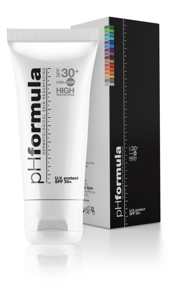 PH Formula U V protect SPF 30+ 10-50ml